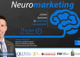 Conferencia de Neuromarketing por Néstor Romero